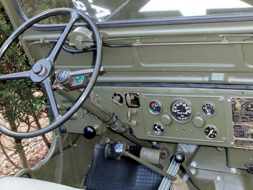 1951 Willy's M38  For Sale (picture 5 of 6)