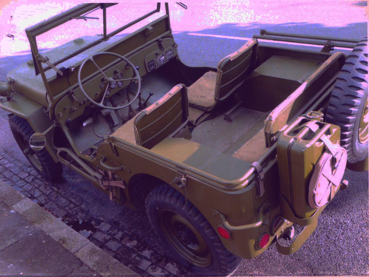 1943 Jeep for sale, fully restored, drive away. For Sale (picture 2 of 5)
