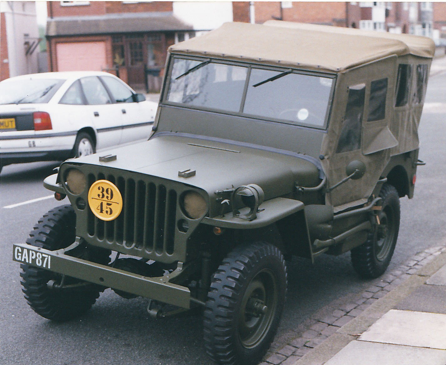1943 Jeep for sale, fully restored, drive away  SOLD | Car