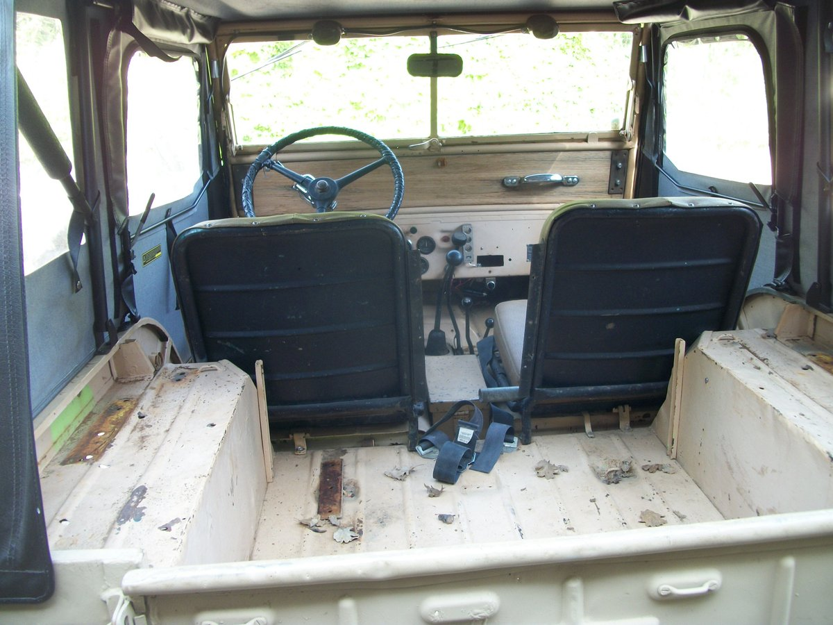 1947 willys jeep cj hotrod For Sale (picture 3 of 4)