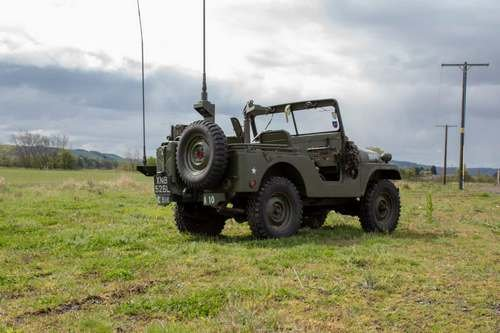 1953 Willy M38-A1 Jeep at Morris Leslie Classic Auction 25th May SOLD by Auction (picture 2 of 6)