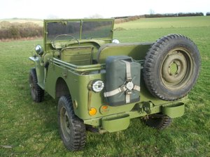 1941 willys jeep  For Sale