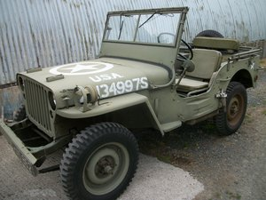 1958 willys 201 jeep For Sale