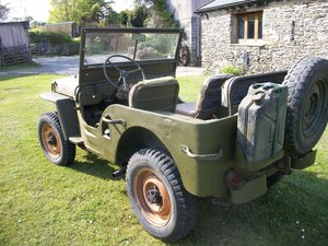 1942 willys jeep ford gpw For Sale