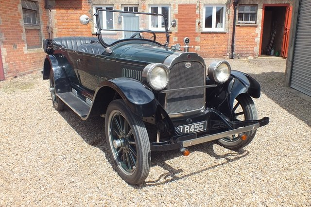 1923 A splendid car which looks great and is lovely to drive For Sale (picture 1 of 6)