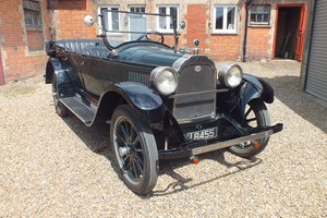 1923 A splendid car which looks great and is lovely to drive For Sale
