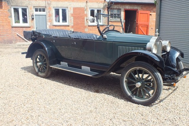 1923 A splendid car which looks great and is lovely to drive For Sale (picture 2 of 6)