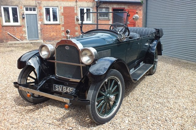 1923 A splendid car which looks great and is lovely to drive For Sale (picture 3 of 6)