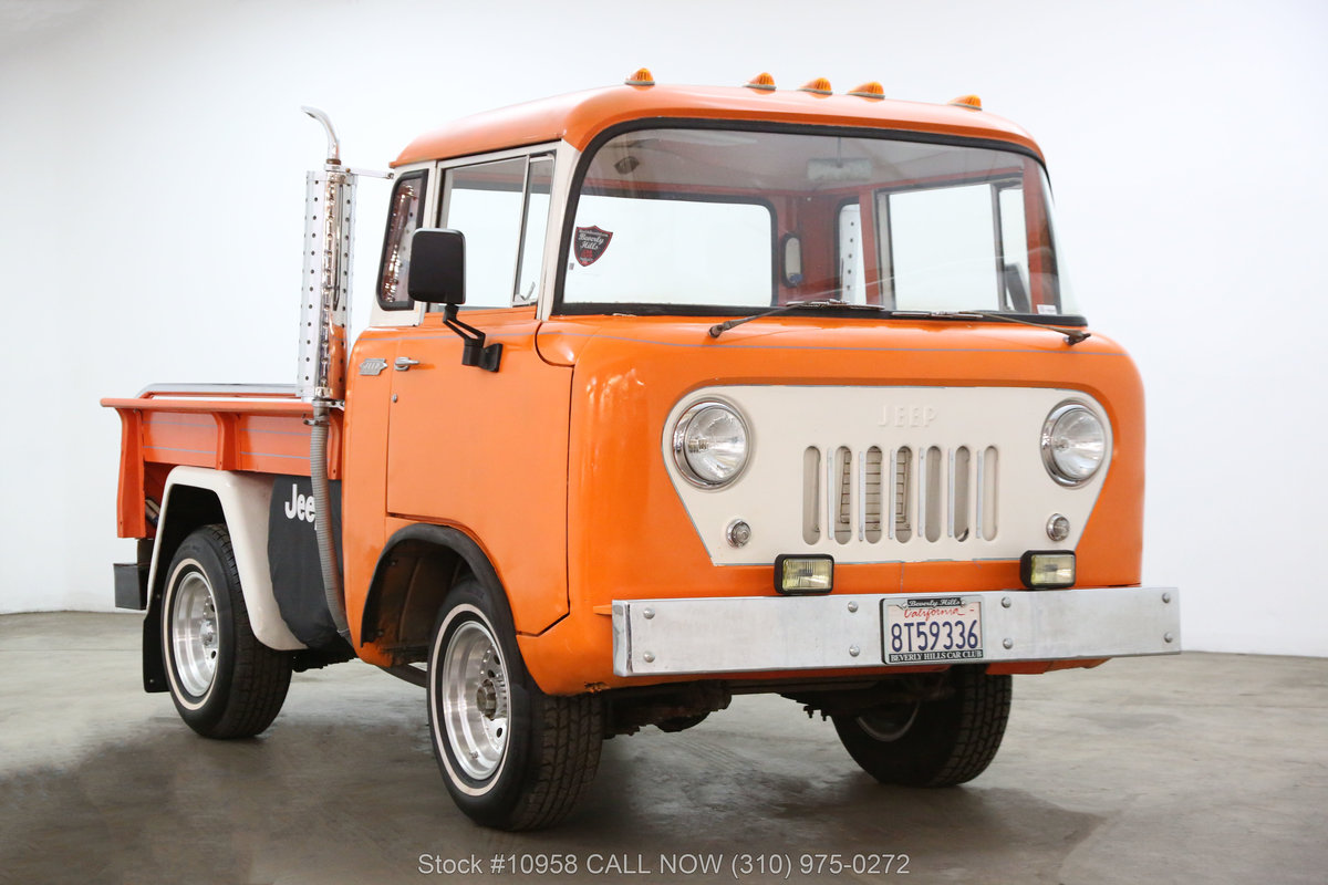 1958 Willys Jeep FC150 For Sale (picture 1 of 6)