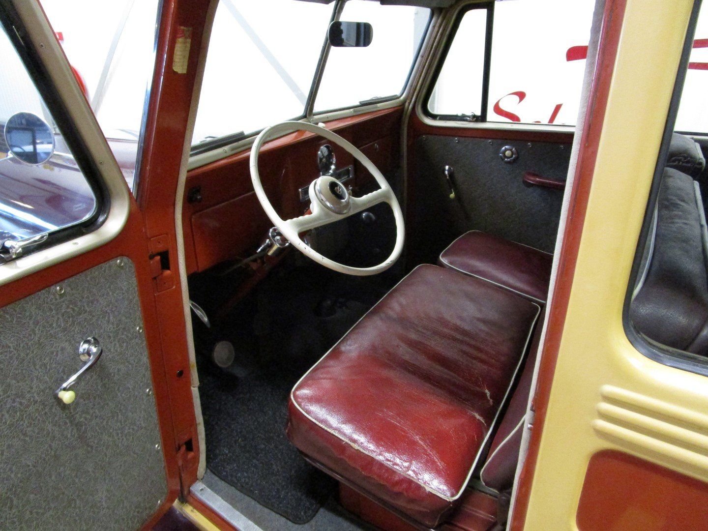 1951 Willys Overland Jeep Station Wagon Woody Look For Sale (picture 5 of 6)