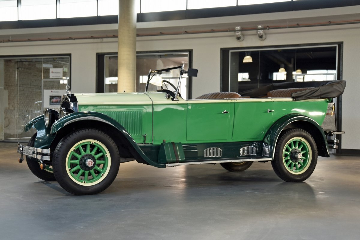 1926 Willys Knight A 66  For Sale (picture 6 of 6)