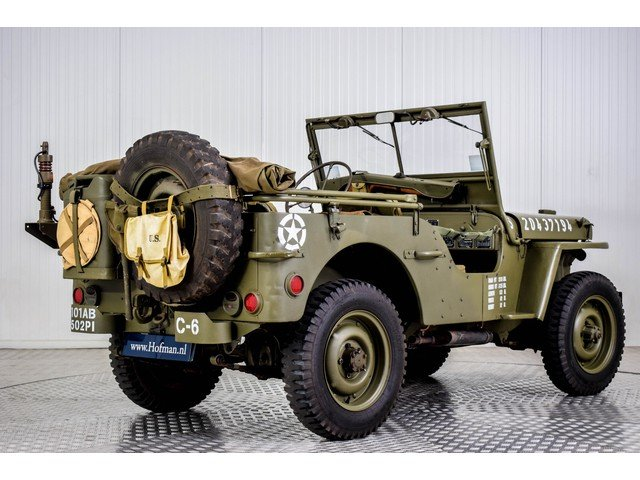 Willys Jeep MB 01-04-1945 For Sale (picture 2 of 6)