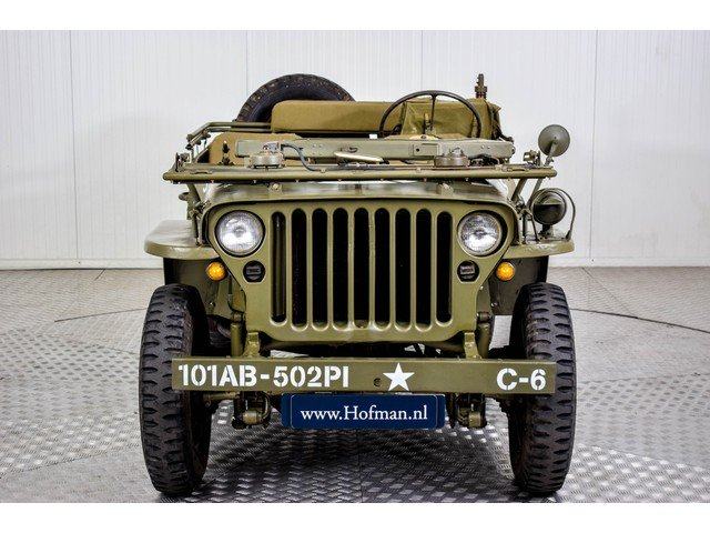Willys Jeep MB 01-04-1945 For Sale (picture 4 of 6)