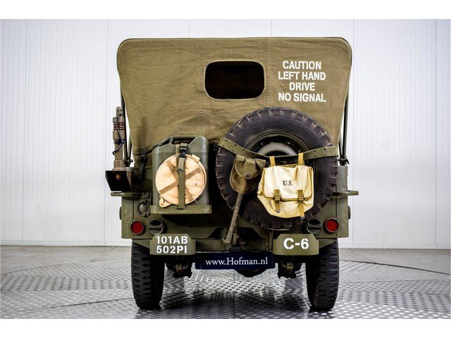 Willys Jeep MB 01-04-1945 For Sale (picture 5 of 6)