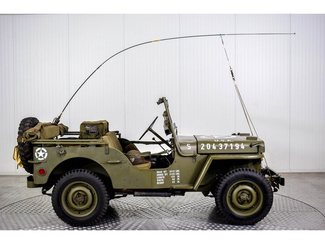 Willys Jeep MB 01-04-1945 For Sale (picture 6 of 6)