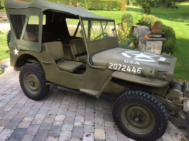 Willys MB Jeep 1942 SOLD (picture 5 of 6)