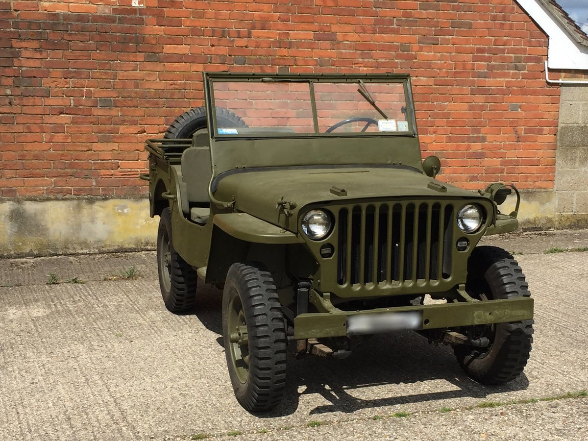1953 ITM Jeep for sale - great runner. SOLD (picture 1 of 6)