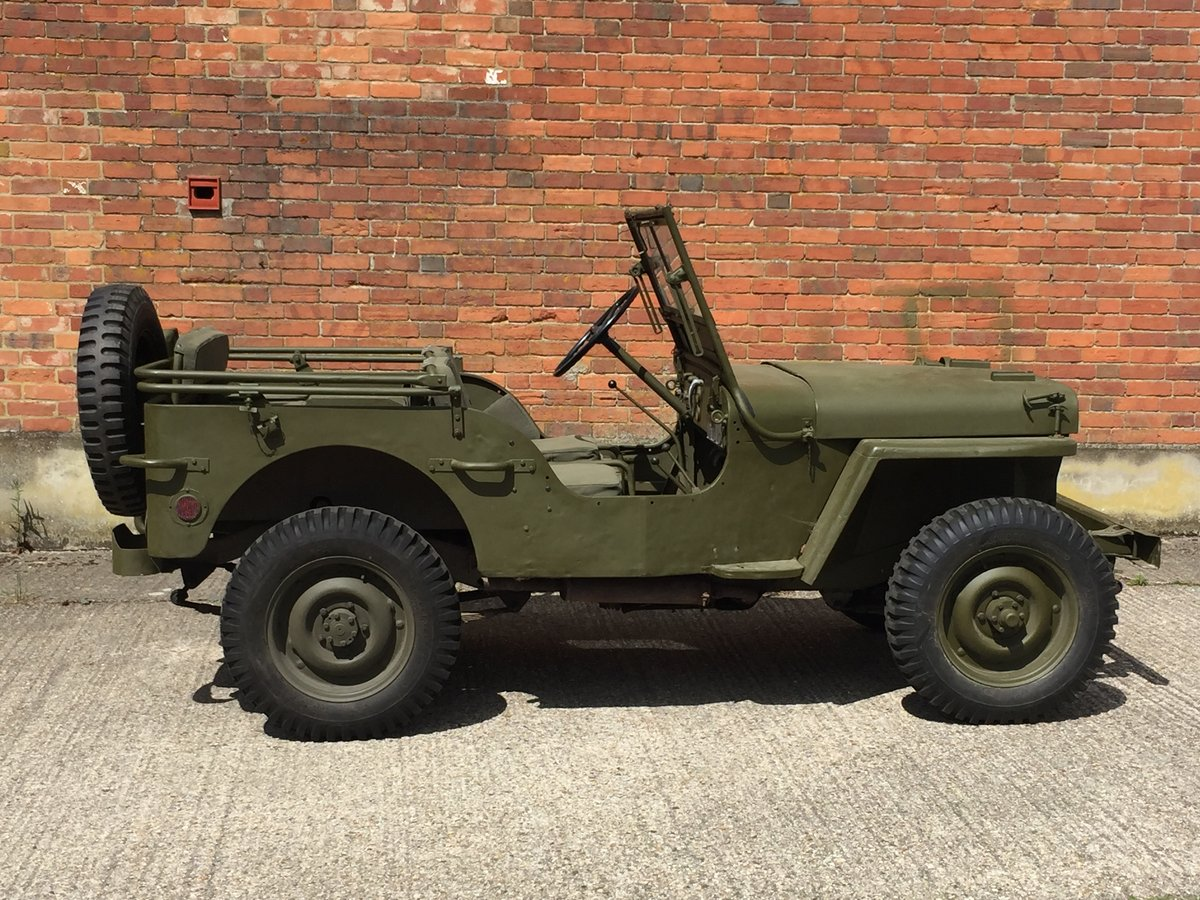1953 ITM Jeep for sale - great runner. SOLD (picture 2 of 6)