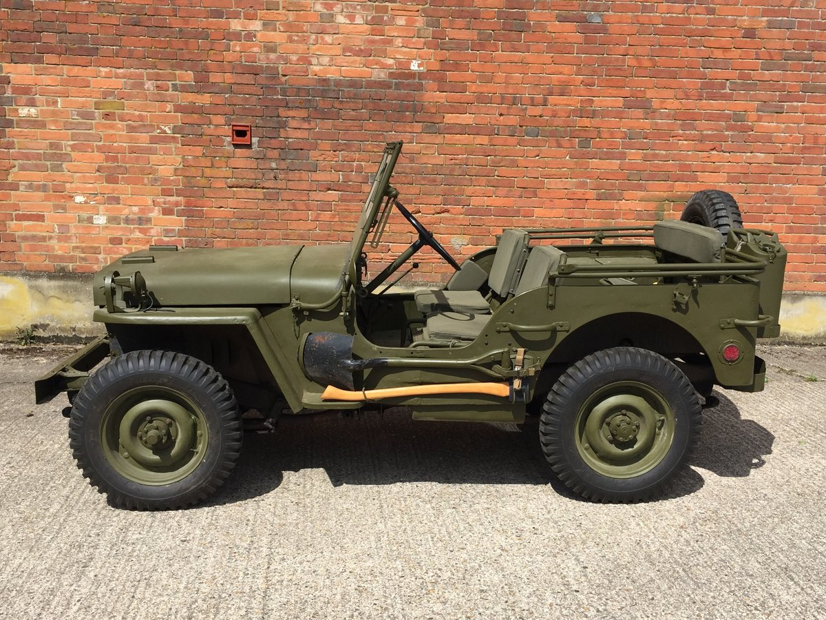 1953 ITM Jeep for sale - great runner. SOLD (picture 3 of 6)