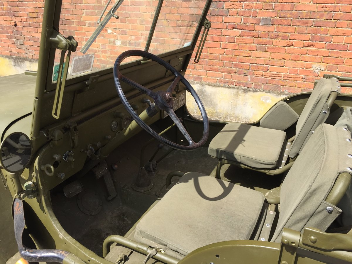 1953 ITM Jeep for sale - great runner. SOLD (picture 4 of 6)