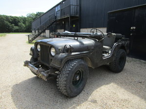 1953 Willys M38 A1 SOLD