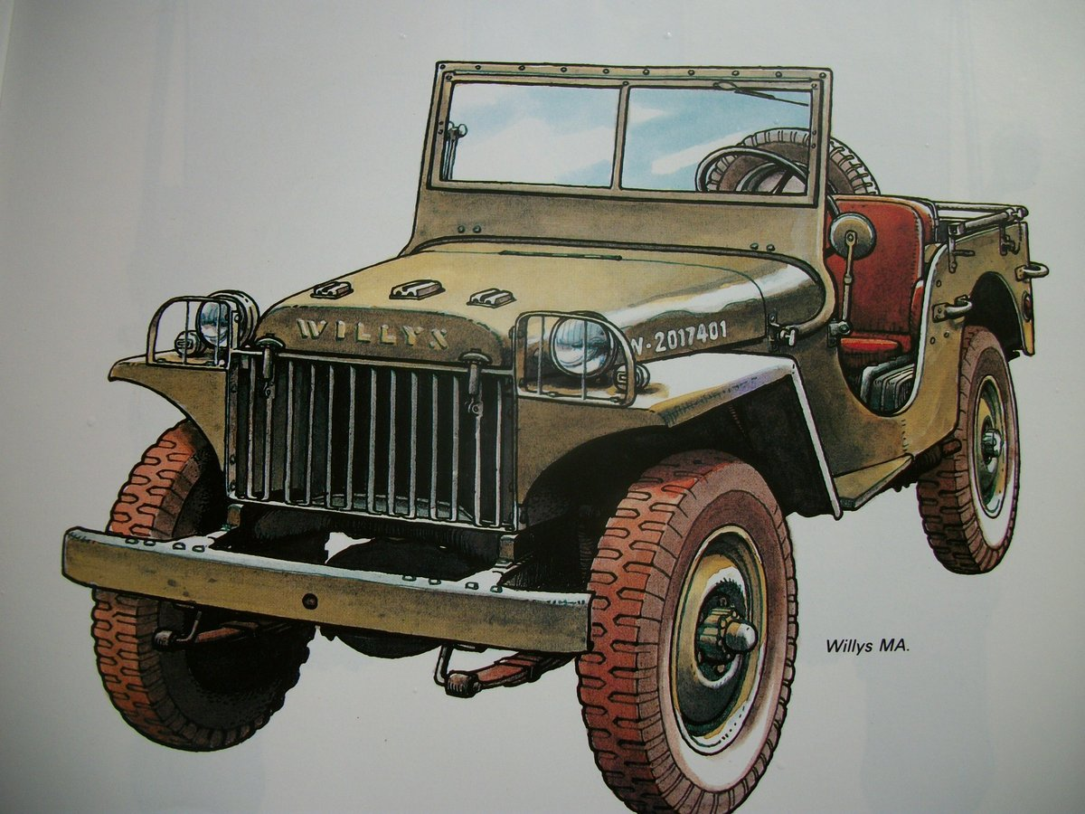 1967 WILLYS JEEP  SOLD (picture 1 of 6)