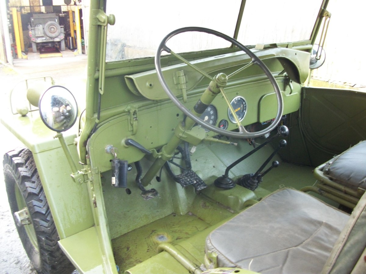 1967 WILLYS JEEP  SOLD (picture 2 of 6)