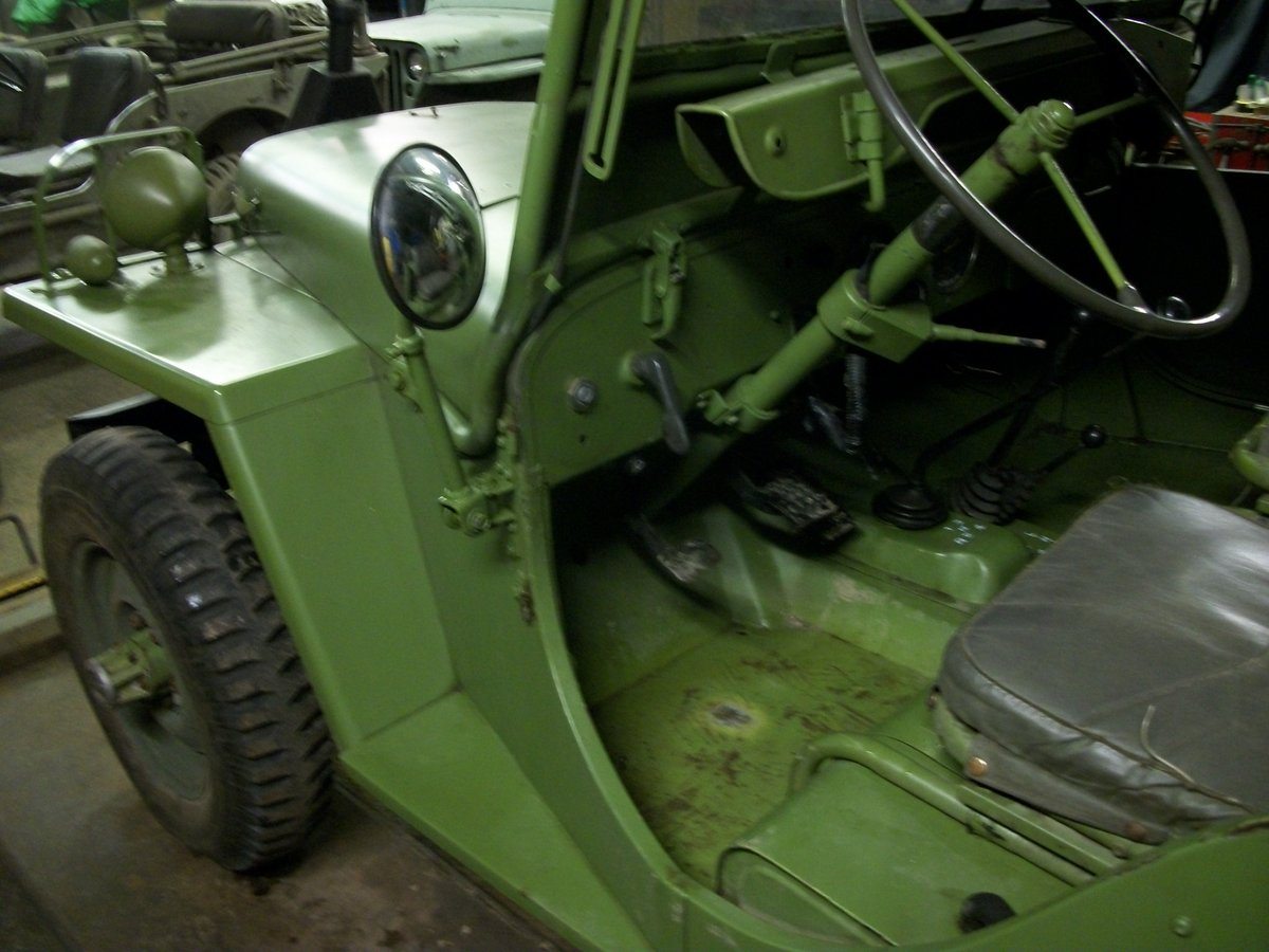 1967 WILLYS JEEP  SOLD (picture 3 of 6)