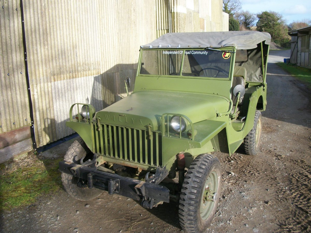 1967 WILLYS JEEP  SOLD (picture 5 of 6)