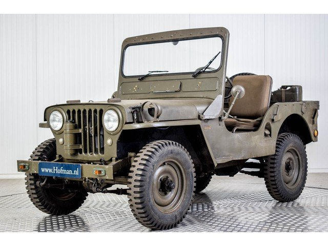1949 Willys Jeep CJ-2A For Sale (picture 1 of 6)