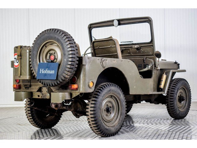 1949 Willys Jeep CJ-2A For Sale (picture 2 of 6)