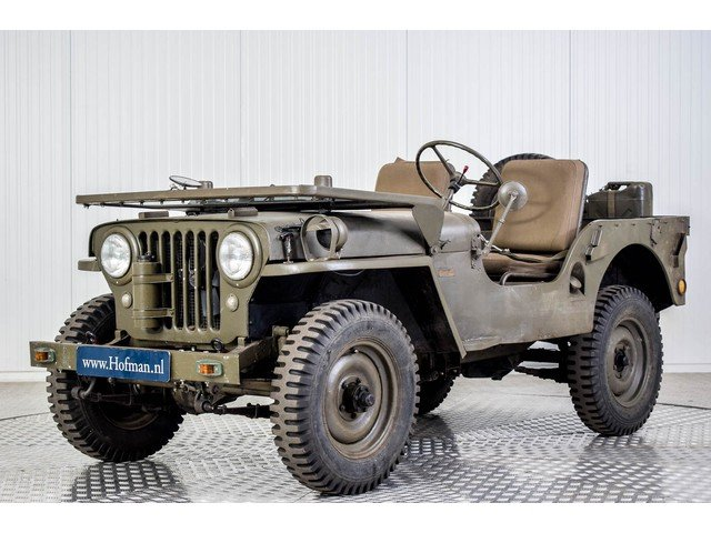 1949 Willys Jeep CJ-2A For Sale (picture 4 of 6)