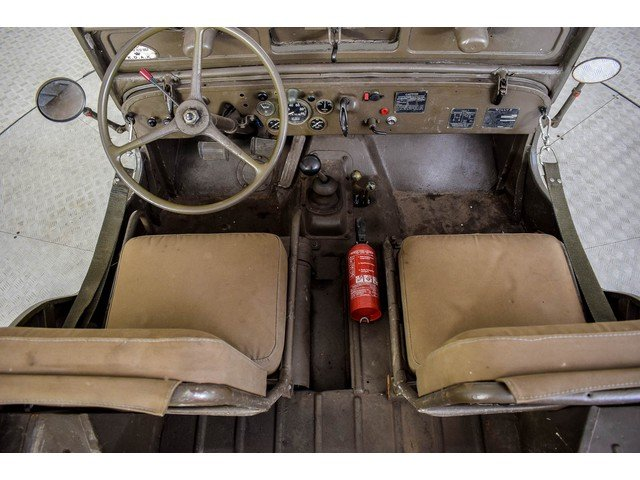 1949 Willys Jeep CJ-2A For Sale (picture 6 of 6)