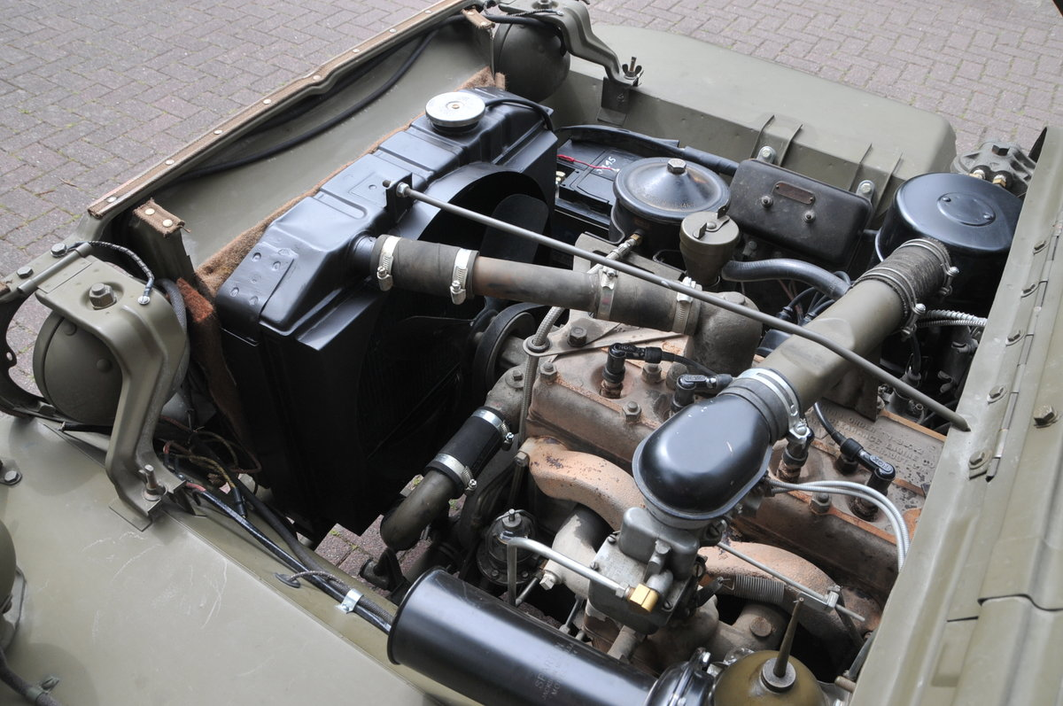 1944 Willys Overland MB (Beach Master) For Sale   Car And
