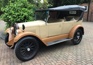1926 WILLYS-OVERLAND WHIPPET 30HP TOURER