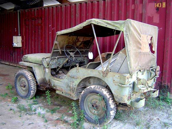 1960 willys or hotchkiss jeep Wanted (picture 4 of 4)
