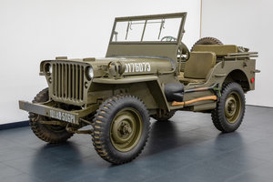 WILLYS MB JEEP 12 VOLT 1943  For Sale