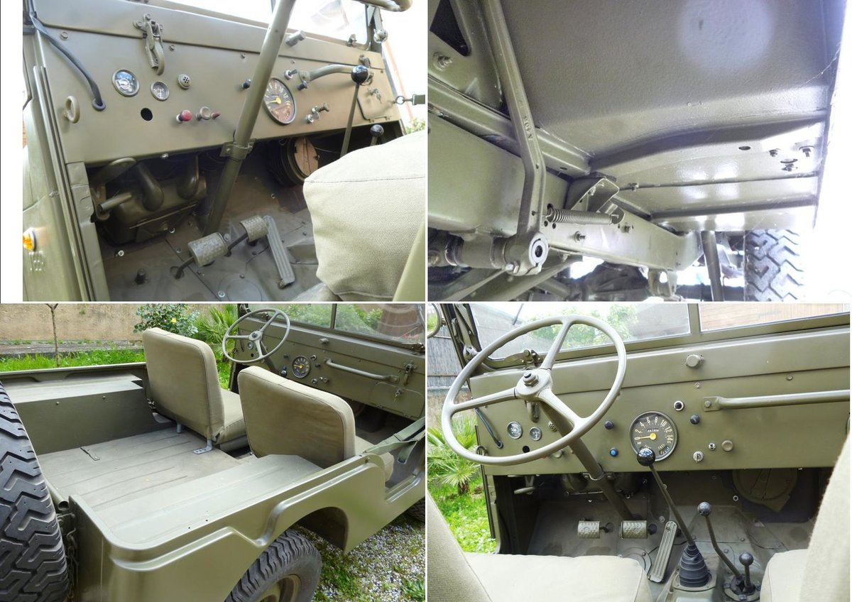 1956 Willys CJ5 Mediterranea For Sale (picture 6 of 6)