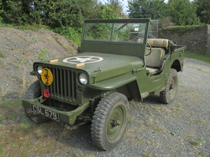 1962 willys jeep m201 For Sale