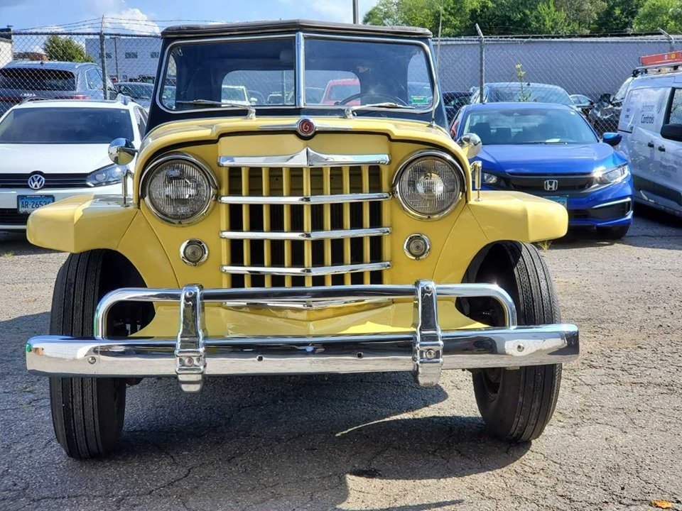 1952 Willys Jeepster (Watertown, CT) $27,500 obo For Sale (picture 2 of 6)