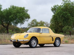 1963 Willys Interlagos Coup  For Sale by Auction