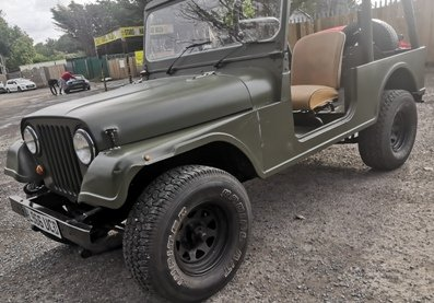 1994 Willys mahindra super rare low mileage  For Sale (picture 2 of 6)