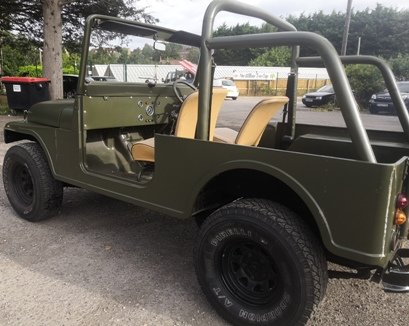 1994 Willys mahindra super rare low mileage  For Sale (picture 3 of 6)