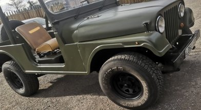 1994 Willys mahindra super rare low mileage  For Sale (picture 4 of 6)