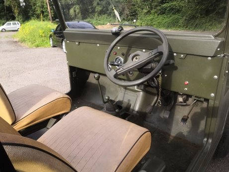 1994 Willys mahindra super rare low mileage  SOLD (picture 5 of 6)