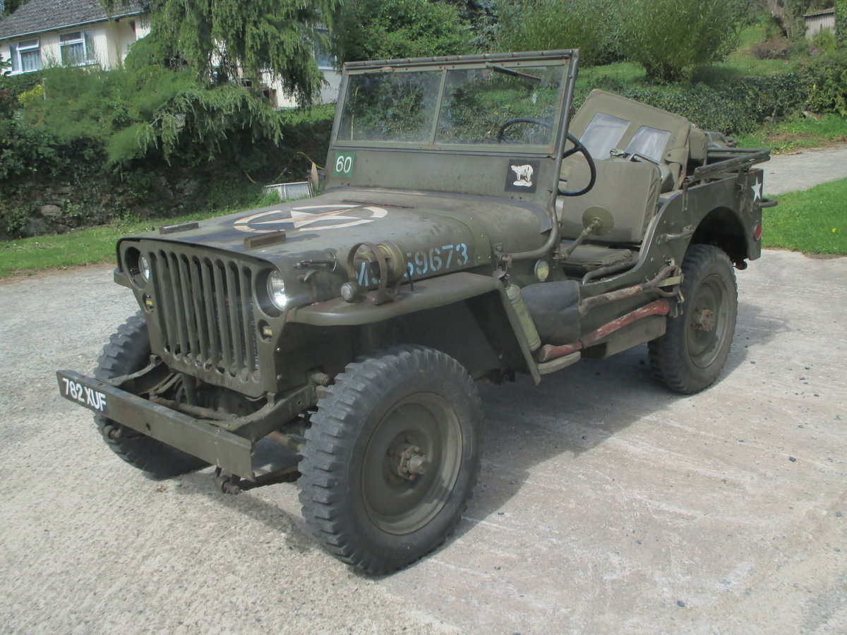 1962 willys jeep hotchkiss SOLD (picture 1 of 6)