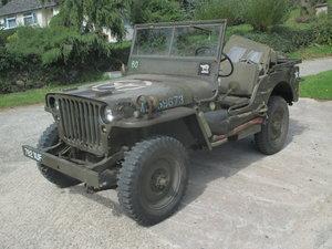 1962 willys jeep hotchkiss