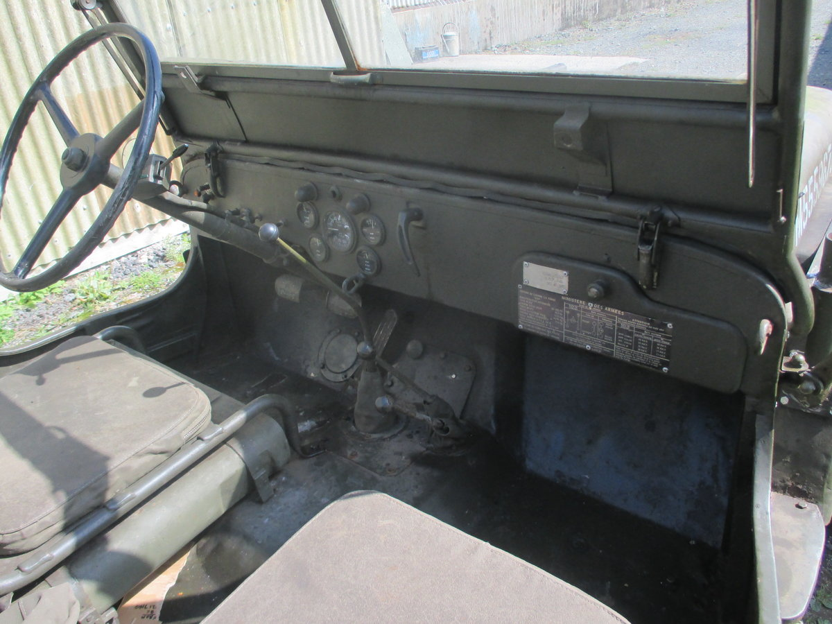 1962 willys jeep hotchkiss SOLD (picture 3 of 6)