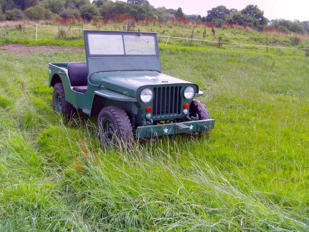1948 willeys jeep For Sale (picture 1 of 6)
