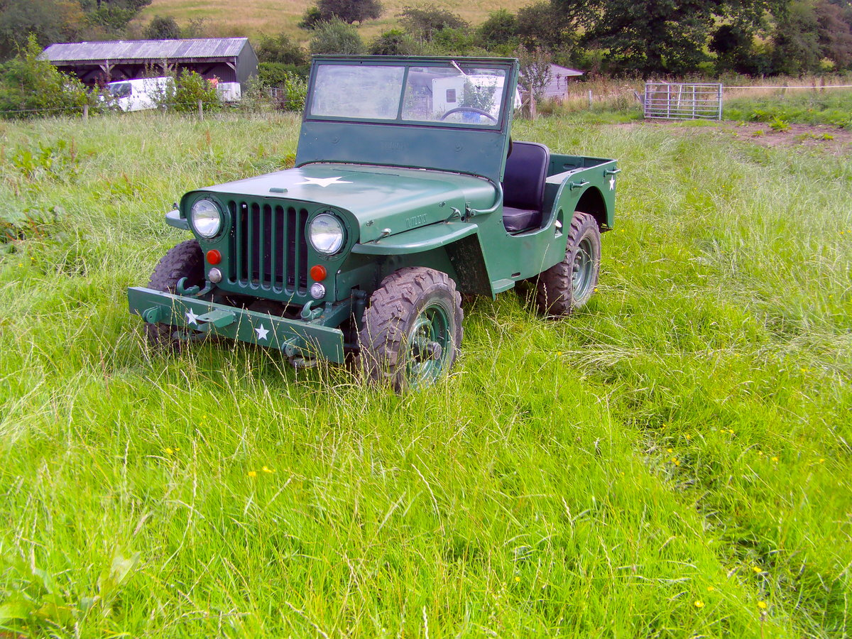 1948 willeys jeep For Sale (picture 2 of 6)